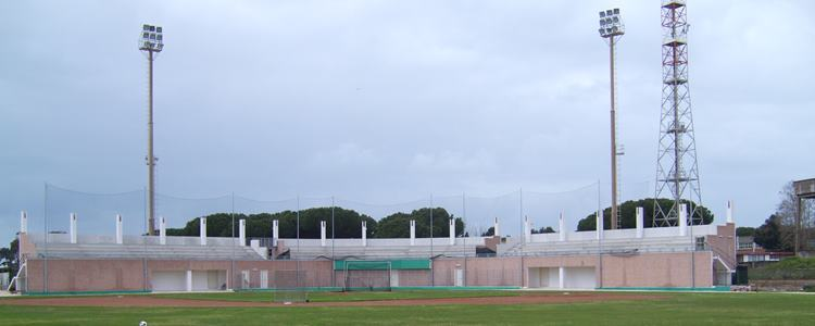Tribuna-Campo-da-Baseball-Anzio-Roma- Impianti Sportivi