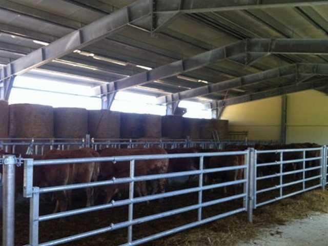 Impianti Agricoli in Cemento Armato Prefabbricato